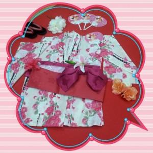 yukata pink